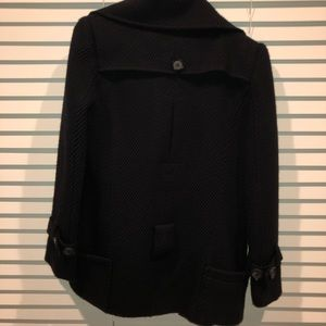 Women's Medium Moda International Pea Coat